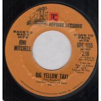 Cover Joni Mitchell - Big Yellow Taxi