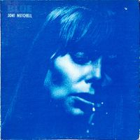 Cover Joni Mitchell - Blue