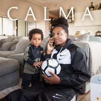 Cover Jonna Fraser - Calma