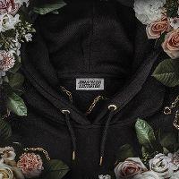 Cover Jonna Fraser & Diztortion - Zwarte Hoodie