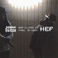 Cover Jonna Fraser feat. Hef - Hoop ellende