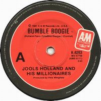Cover Jools Holland And His Millionaires - Bumble Boogie