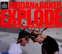 Cover Jordan & Baker - Explode