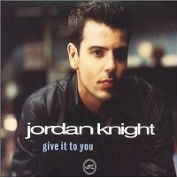 Cover Jordan Knight - Give It To You