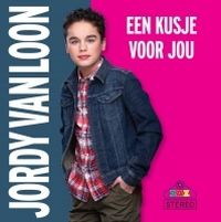 Cover Jordy van Loon - Een kusje voor jou