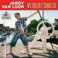 Cover Jordy van Loon - Verliefdheid
