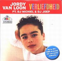 Cover Jordy van Loon feat. DJ Michiel & DJ Joep - Verliefdheid
