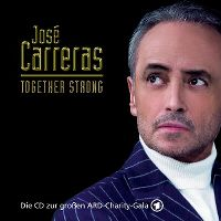Cover José Carreras - Together Strong