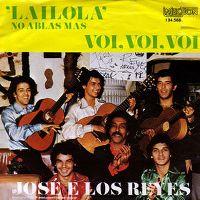 Cover José e Los Reyes - Lailola (No ablas mas)