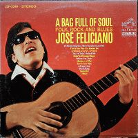 Cover José Feliciano - A Bag Full Of Soul