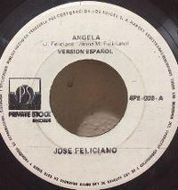 Cover José Feliciano - Angela (Spanish)