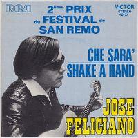 Cover José Feliciano - Che sarà