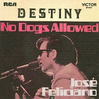 Cover José Feliciano - Destiny