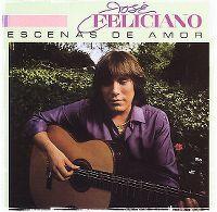 Cover José Feliciano - Escenas de amor