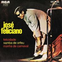 Cover José Feliciano - Felicidade