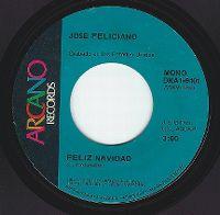 Cover José Feliciano - Feliz Navidad