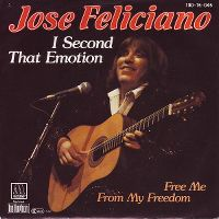 Cover José Feliciano - I Second That Emotion