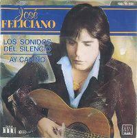 Cover José Feliciano - Los sonidos del silencio