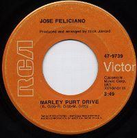 Cover José Feliciano - Marley Purt Drive