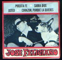 Cover José Feliciano - Poquita fe