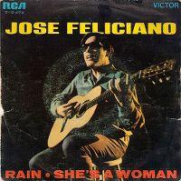 Cover José Feliciano - Rain