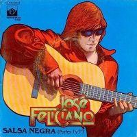 Cover José Feliciano - Salsa Negra