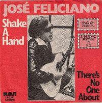 Cover José Feliciano - Shake A Hand