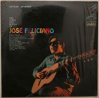 Cover José Feliciano - The Voice And Guitar