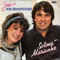 Cover José & Ron Brandsteder - So Long, Marianne