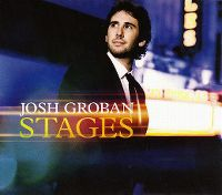 Cover Josh Groban - Stages