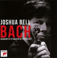 Cover Joshua Bell / Academy Of St. Martin In The Fields - Bach