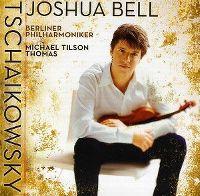 Cover Joshua Bell / Berliner Philharmoniker / Michael Tilson Thomas - Tschaikowsky