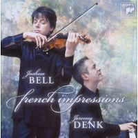 Cover Joshua Bell / Jeremy Denk - French Impressions