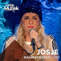 Cover Josje - Bagagedrager (Live)