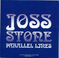 Cover Joss Stone feat. Jeff Beck & Sheila E - Parallel Lines