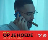 Cover Josylvio feat. Hef & Moeman - Op je hoede