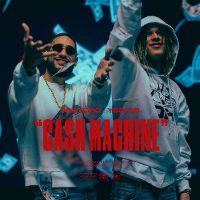 Cover Josylvio feat. Yssi SB - Cash Machine
