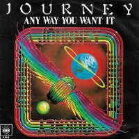 Cover Journey - Any Way You Want It