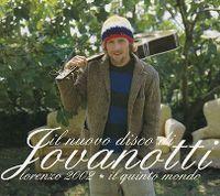 Cover Jovanotti - Lorenzo 2002 - Il quinto mondo