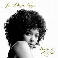 Cover Joy Denalane - Born & Raised