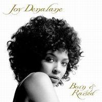 Cover Joy Denalane - Born & Raised