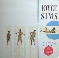 Cover Joyce Sims - Come Into My Life