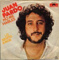 Cover Juan Pardo - No me hables