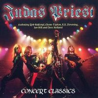 Cover Judas Priest - Concert Classics