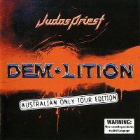 Cover Judas Priest - Demolition