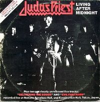Cover Judas Priest - Living After Midnight