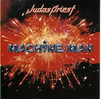 Cover Judas Priest - Machine Man