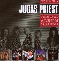 Cover Judas Priest - Original Album Classics - Box Set