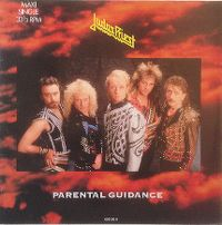 Cover Judas Priest - Parental Guidance