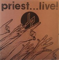 Cover Judas Priest - Priest... Live!